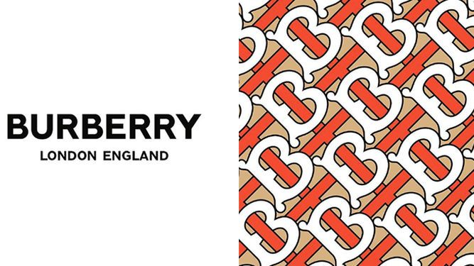 My Consulting. Burberry logo